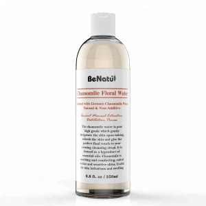 Natural Anti Redness Soothing Pore Minimizing Chamomile Floral Water Hydrosol Private Label