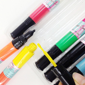 new arrived Cheap 12 Amazing colors 3D Polish Drawing Painting Design Tool gel Nail Art Pens