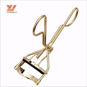 New Hot Selling Luxury Gold Eyelash Curler ,Bling Eyelash curler