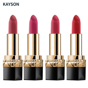 OEM Make Your Own Customize Waterproof Private Label Cosmetic Matte Lipstick
