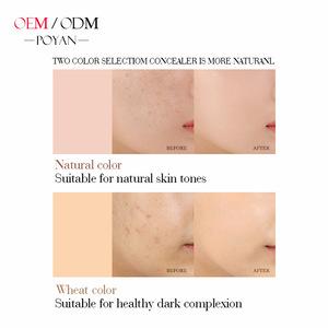 OEM wholesale eye smoothing high cover makeup liquid concealer foundation