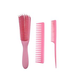 plastic Salon plastic Wide Hair Comb Common Comb hair straightener comb