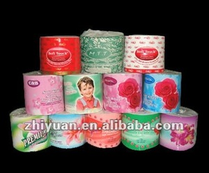 Toilet Tissue Roll Series