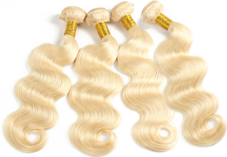 Factory Wholesale Price  613# Weft /Bundles