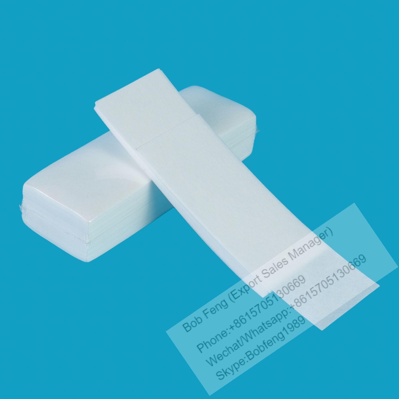 waxing strips/depilatory strips