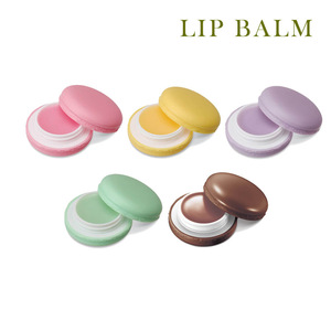 100% Natural Moist Coconut Custom Luxury Lip Balm