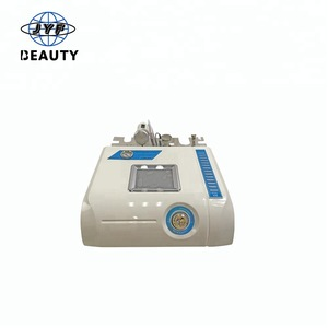 2017 hot 4 in 1 Multifunctional skin scrubber ultrasonic peeling dermabrasion needle free mesotherapy device