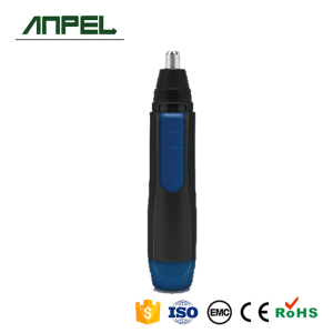 2017 Hot Selling Best Price Professional Stainless Steel Blade Nose Hair Ear Trimmer