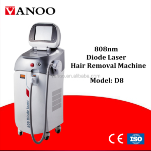 2018 hot vertical 808nm diode laser / diode laser hair removal / 808 permanent hair removal vanoo laser diode 808nm