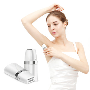 Battery Operated Lady shaving razor