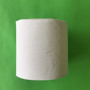 Cheapest sanitary tissue paper and toilet roll 10x9cm