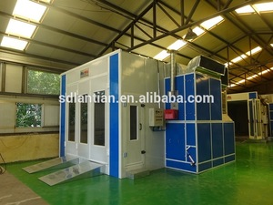 China supplier automotive paint supplies/auto body spray booth/baking oven