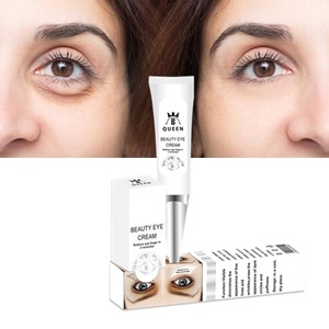 Distributor Wanted Real Plus Beauty Eye Cream for Under Eye Dark Circle Removal