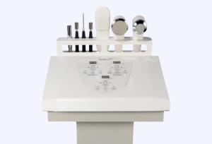 Facial Machine 6 in 1 With Ultrasonic  Galvanic Spa  Massage Beauty Equipment