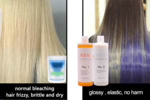 hair protector same great effect better than olaplex Light Balayage hair careplex treatment