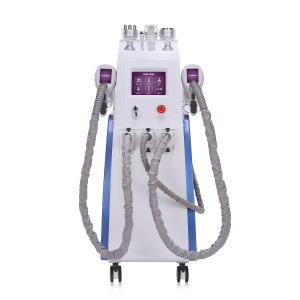 High Quality Cool Tech Fat freezing Slimming Machine with Lipo laser rf vacuum cavitation system