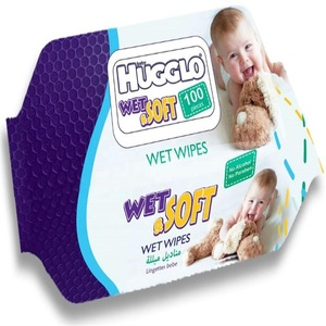 HIGH QUALITY  MOTHER CARE HUGGLO BABY WET WIPES