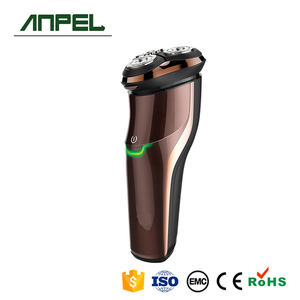 Hot Sale Washable IPX7 Triple Heads Shaver Men Electric Shaving Machine
