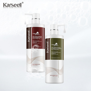 oem/odm private label nature keratin hair care sulfate free hair shampoo