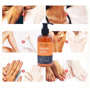 Private Label Natural collagen Nourishing Whitening Body care Vitamin C Cream Lotion