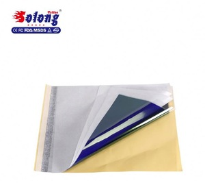 Professional 10 sheets thermal transfer paper with CE certificate