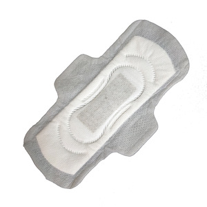 SN2554XT Rockbrook Manufacturing Wholesale Biodegradable Ladies Organic Sanitary Pads Women Menstrual Anion Sanitary Napkin