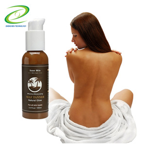 Summer Tanning Lotion Natural Glow Self Tanning Lotion Sun Tan Lotion with Private Label