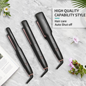 Top 10 Selling Product Bag Styling Tool Steam Hair Straightener, Fashion Design Hair Styler Wholesale Flat Iron