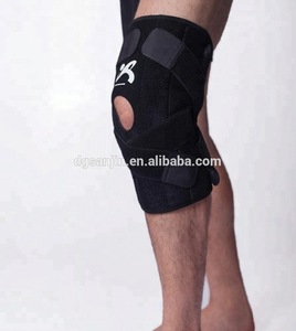 Wholesale neoprene knee brace compression knee support for sports safety