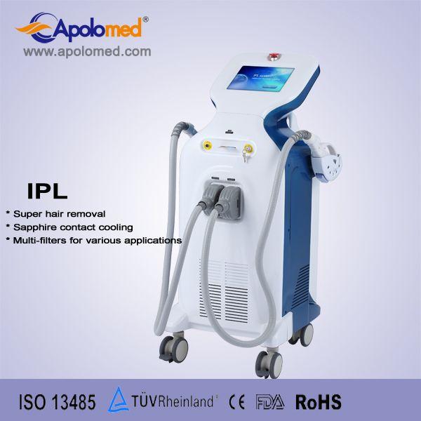 Opt Beauty Salon Equipment Shr & IPL Laser Hair Removal Machine