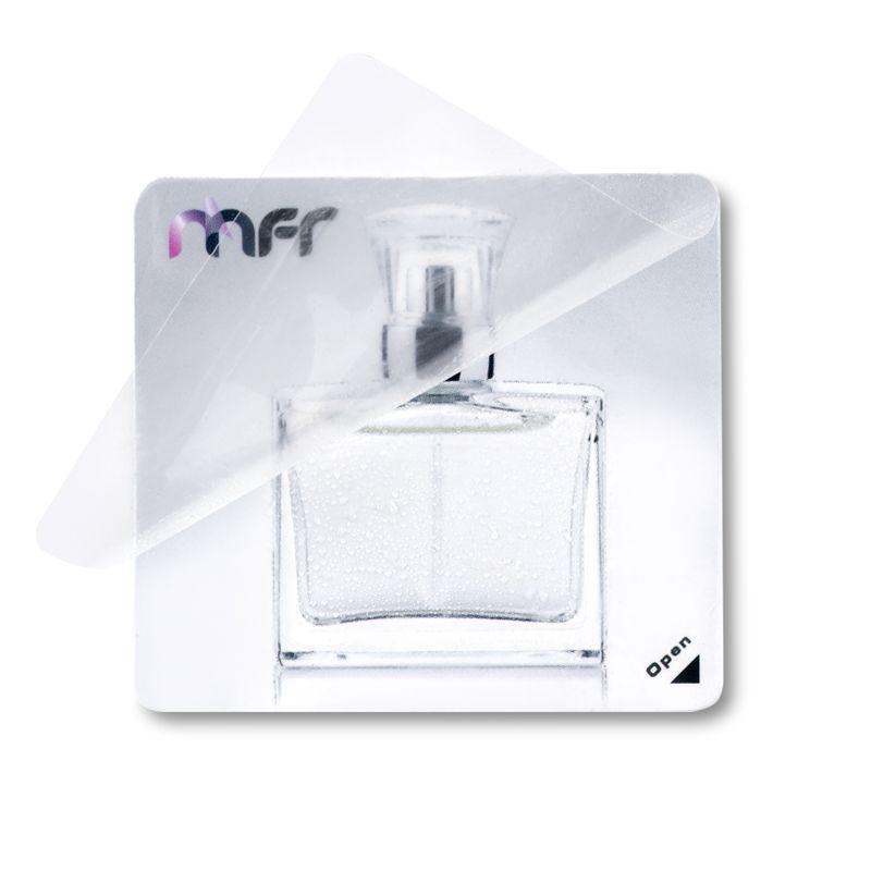 SKINFRAG perfume tester on skin single use