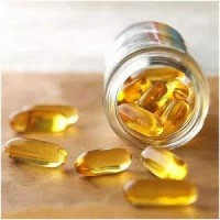 Supplement Vitamin E Capsules Softgel