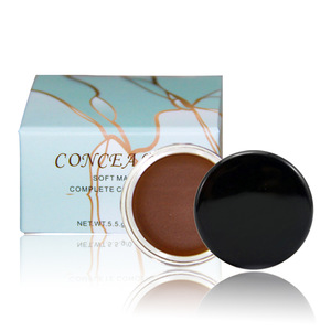 2019 Best Selling Single 15 Color Lady Long Lasting Wholesale Cream Private Label Concealer