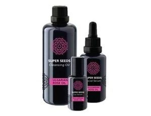 Anti-Aging Facial Serum For Normal To Oily Skin - 30 ml. Certified Organic Ingredients. Private Label Available. Made In EU