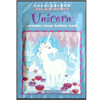 Bubble Bath, Unicorn Lavender Lotus 2.5 oz by Abra Therapeutics