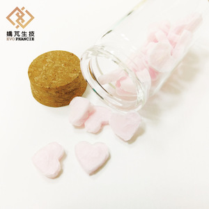Facial collagen tablets