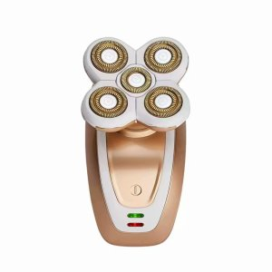 High quality ABS Stainless steel mini lady shaver trimmer