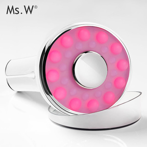 Hot selling 2019 amazon Ms.W Breast Lifting Body Slimming Beauty Care Breast Enlargement Vibrating EMS Fitness Machines