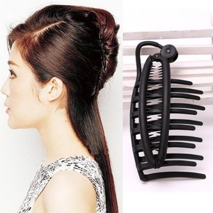 HS121 Pro Hair Clip Styling Tools Office Lady Braided Hair Tools Device Flaxen Salon Tools Hair Accessories for Women