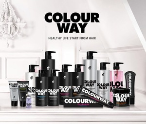 Most popular hair color long lasting hair color time save infusion hair styling product