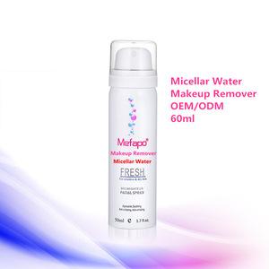 OEM/ODM Rose Micellar Water Makeup Remover