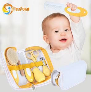 Other Baby Supplies Safety Infant Beauty Tools Set Scissors Clippers Tweezers File Nail Care Suits Baby Grooming Kit