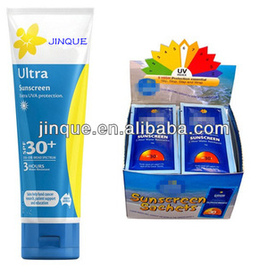 private label sunscreen