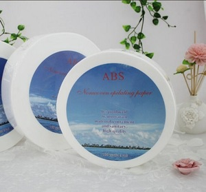 Rolls Depilation Wax Paper Depilatory Paper Wax Strips For Home Salon Use