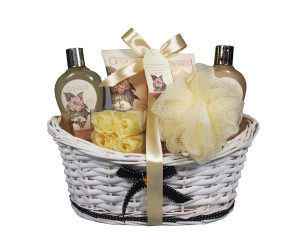 Star Gift Box Packaging Volcanic Mud Shower Gel Rosemary 400ml Body Lotion 400ml Shower Gel 2 Pieces