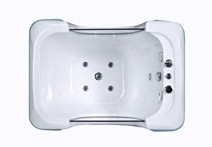 Sunrans hot sale massage wholesale supplies infant baby spa whirlpool portable bathtub