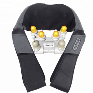 TAPPING Kneading neck and shoulder massager belt massage tool