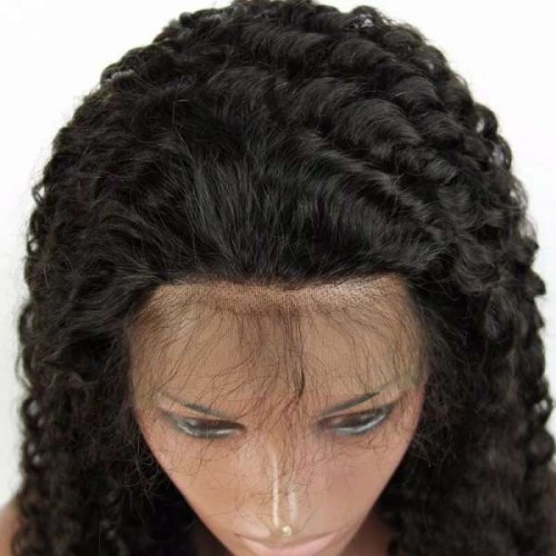 Natural Color Lace Wig