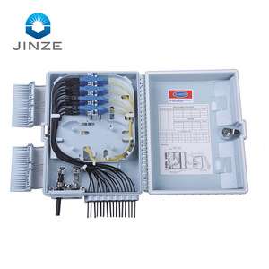 16 Core IP66 Outdoor Fiber Optic Distribution /termination Joint Box FDF ODP ODB