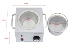 DWH-002 High quality Metal Professional 500CC portable wax heater